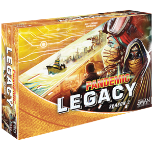 Pandemic Legacy Season 2, Yellow Box
