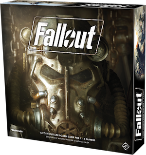 Fallout, The Board Game