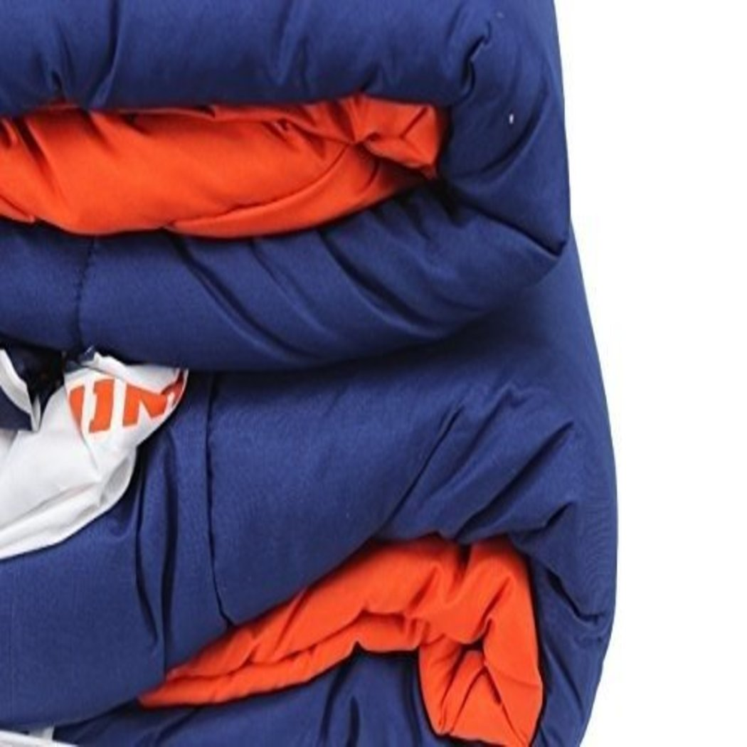 NCAA University Texas El Paso UTEP MINERS Comforter Set Sports Patterned Bedding Team Logo Fan Merchandise Team Spirit College Basket Ball Themed