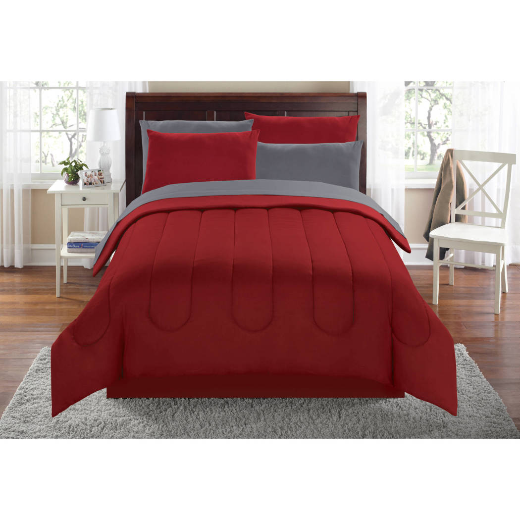 Comforter Set Sheets Trendy Stylish Fancy Modern Rich Elegance Contemporary Adult Bedding Master