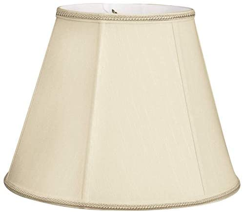 Lamp Shade Beige 8 X 14 11 Brown Modern Contemporary Traditional