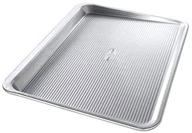 USA Pan 18 L X 14 W Cookie Sheet Silver Rectangle Metal 1 Piece