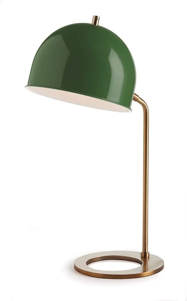 MISC 22 Inch Green Desk Lamp Traditional