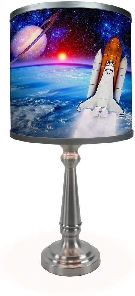Space Voyage More Than Lamp Framed Art Now Down from Wall Color Modern Contemporary