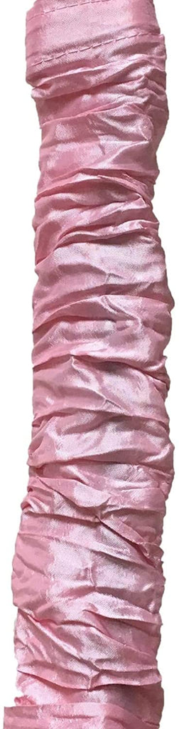 MISC Pink Cord Chain Cover 4 Feet Set 2