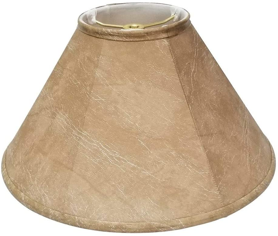 Lamp Shade 6 X 16 10 Brown Traditional