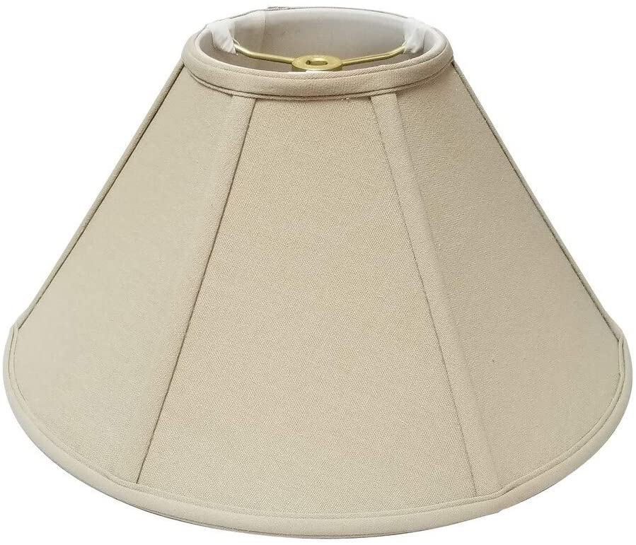 Linen Beige Lamp Shade 6 X 16 10 Traditional