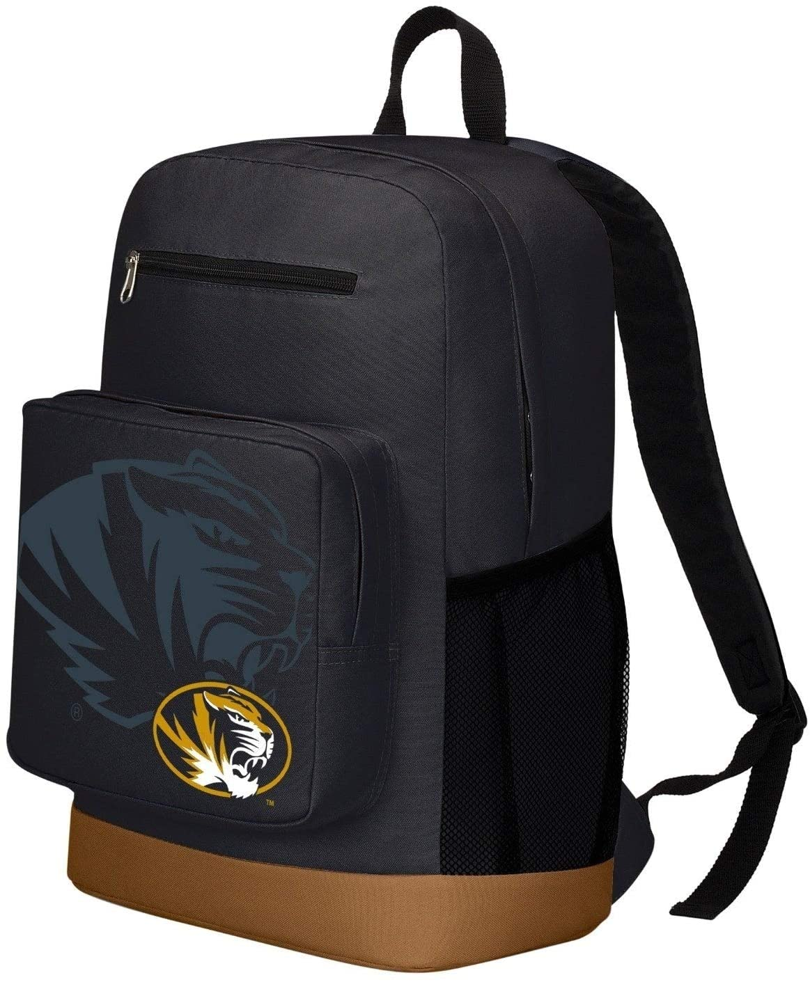 Missouri Tigers Playmaker Backpack Black Nylon
