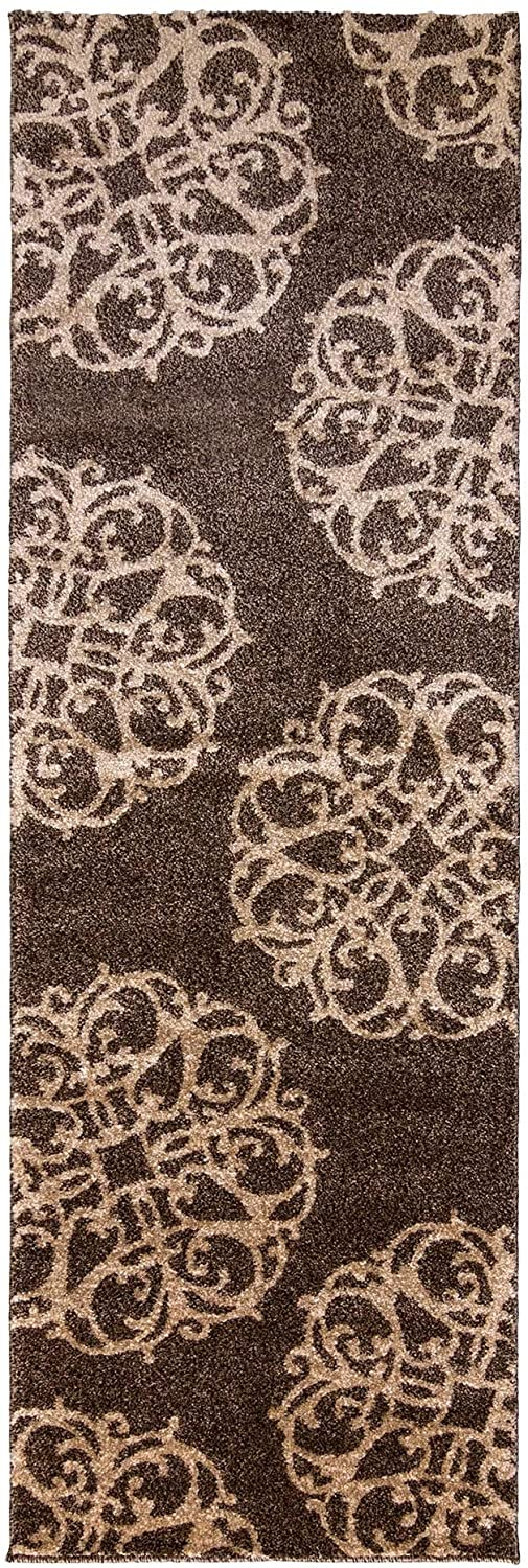 MISC 33 Brown Area Rug (2'7