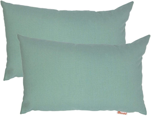 Mist Boudoir Outdoor Pillow 2 Pack 13
