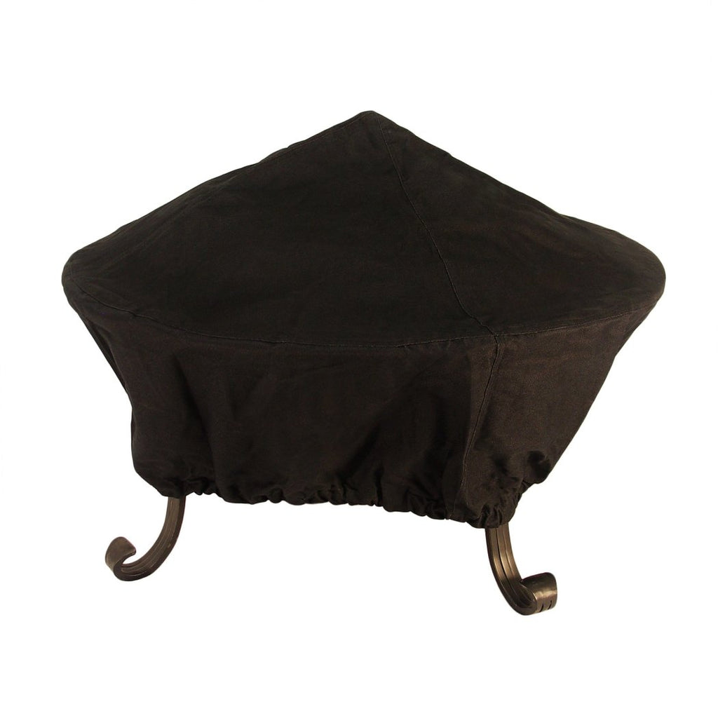 Red Ember 30 Inch Fire Pit Cover - Diamond Home USA