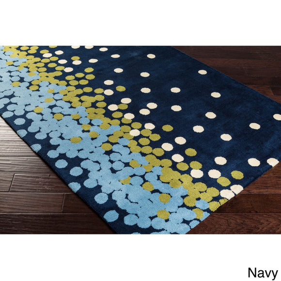 Kids Dots Runner Rug (2'6