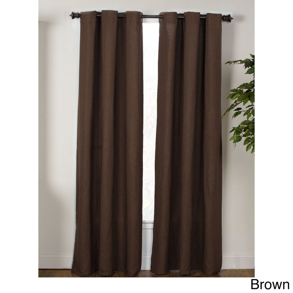 Girls Faux Curtain Single Panel Window Drapes Kids Themed Grommet Ring Top Playful Luxurious Polyester