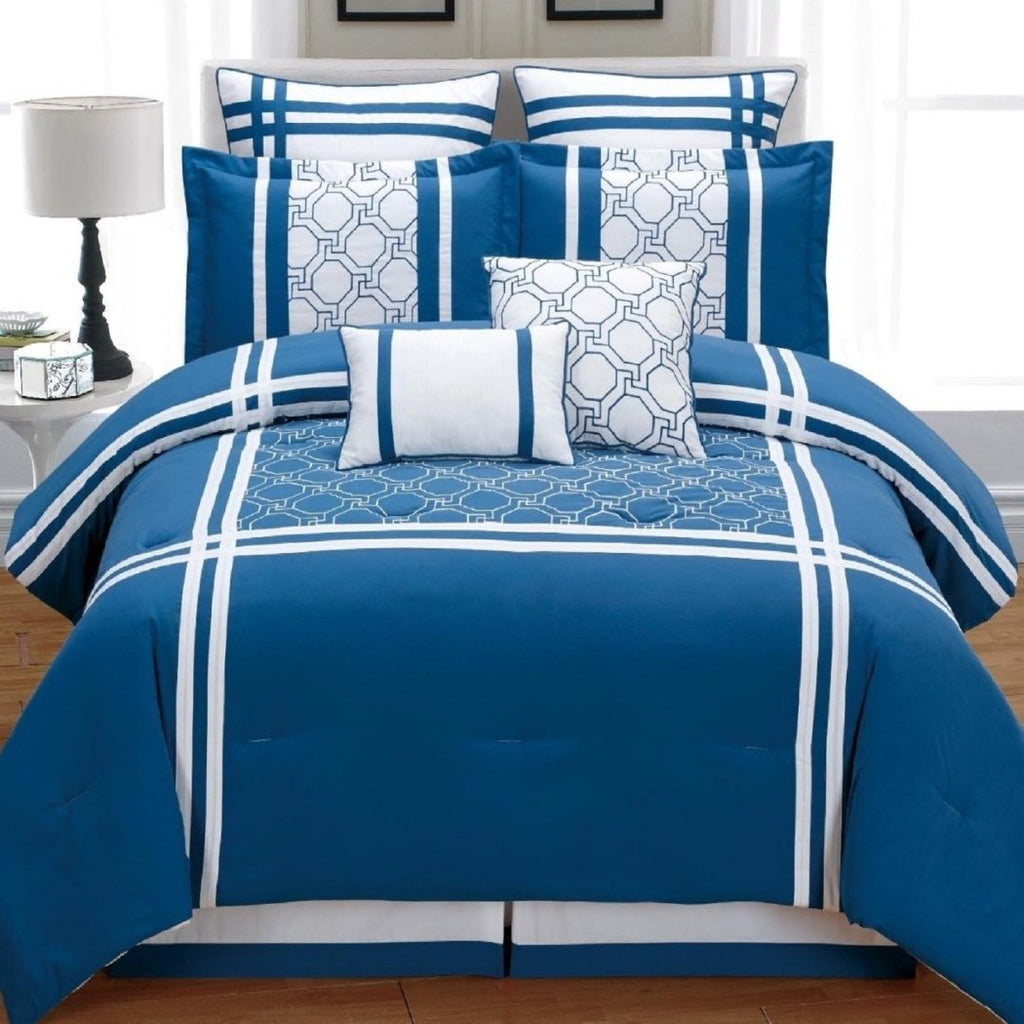 Fashion Street Aegean Comforter Set