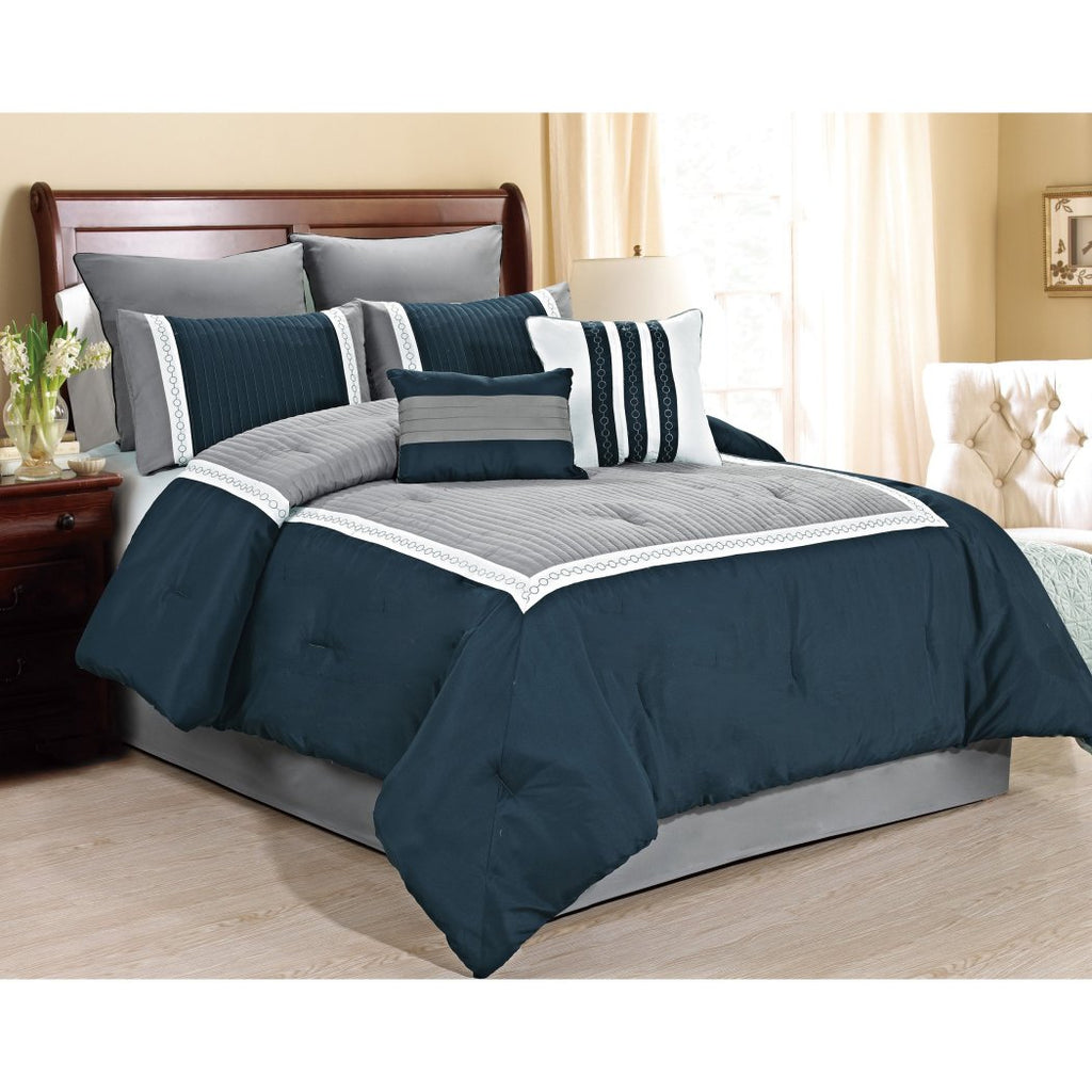 Fashion Street Giornali Comforter Set