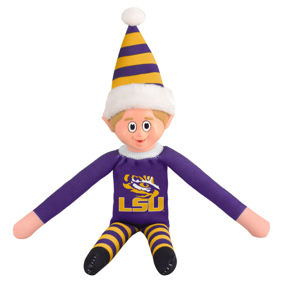 L S U Tigers 14-inch Team Elf Polyester - Diamond Home USA