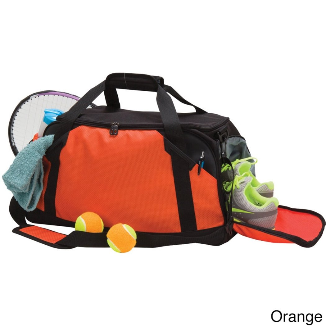 Cross Fit Gym Bag Lightweight Sport Utility Compartment