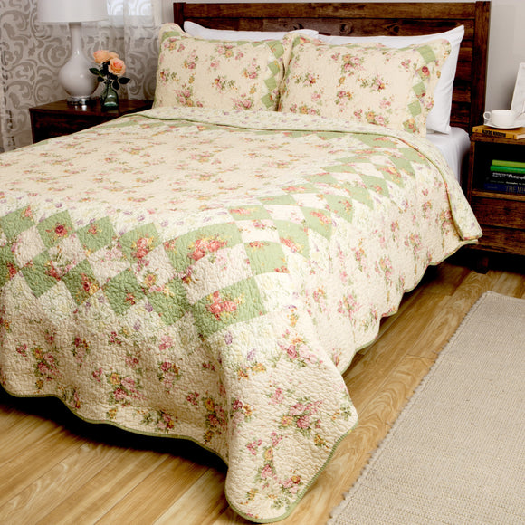 Greenland Home Bliss Quilt Sets