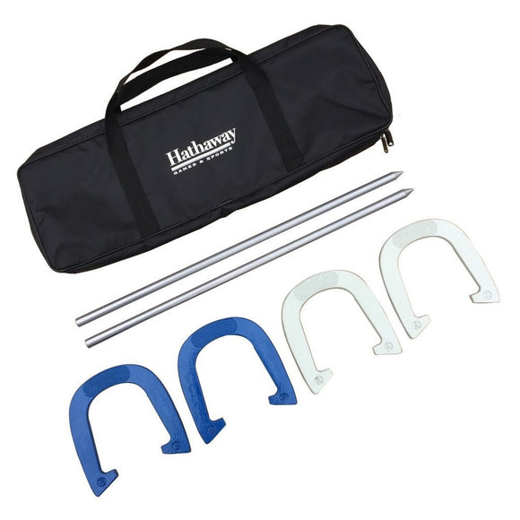 Hathaway Heavy Duty Horseshoe Set - Diamond Home USA