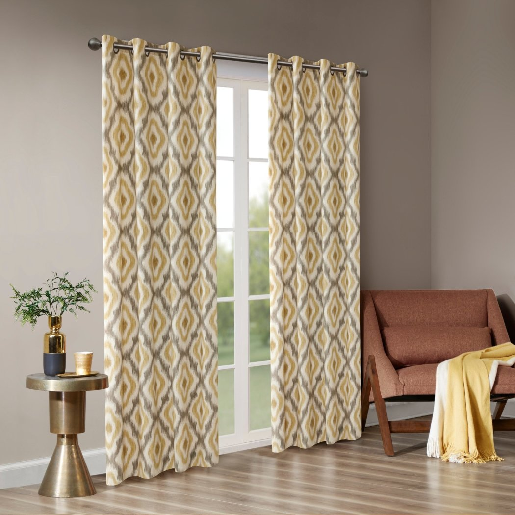 Ankara Window Curtain