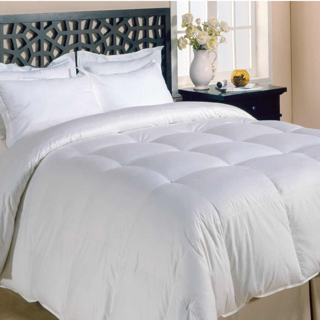 Luxury All Season Down Alternative Comforter Premier Soft Warm Microfiber Bedding Hypoallergenic Soft Polyester Fill Medium Warmth