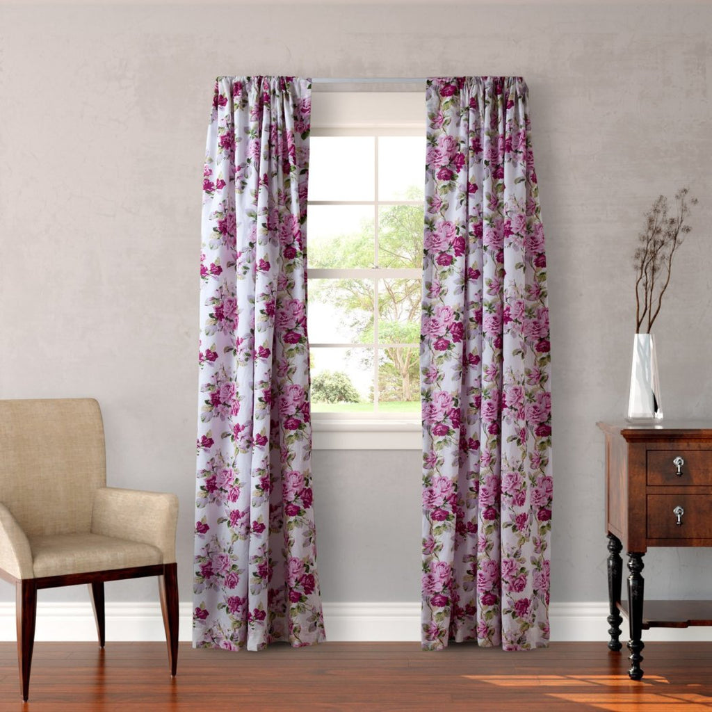 Pair Drapes (Laura Ashley Lidia) - Diamond Home USA