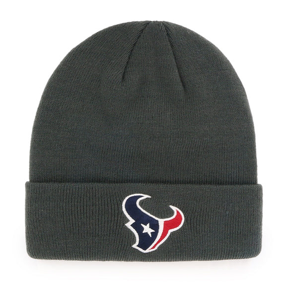 Houston Texans Cuff Knit Beanie - Diamond Home USA