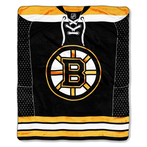 NHL Throw Blanket Plush Soft Warm Sports Themed Ice Hockey Jersey Pattern Bedding Fan Merchandise Favorite Team