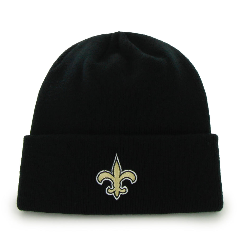 New Orleans Saints Cuff Knit - Diamond Home USA