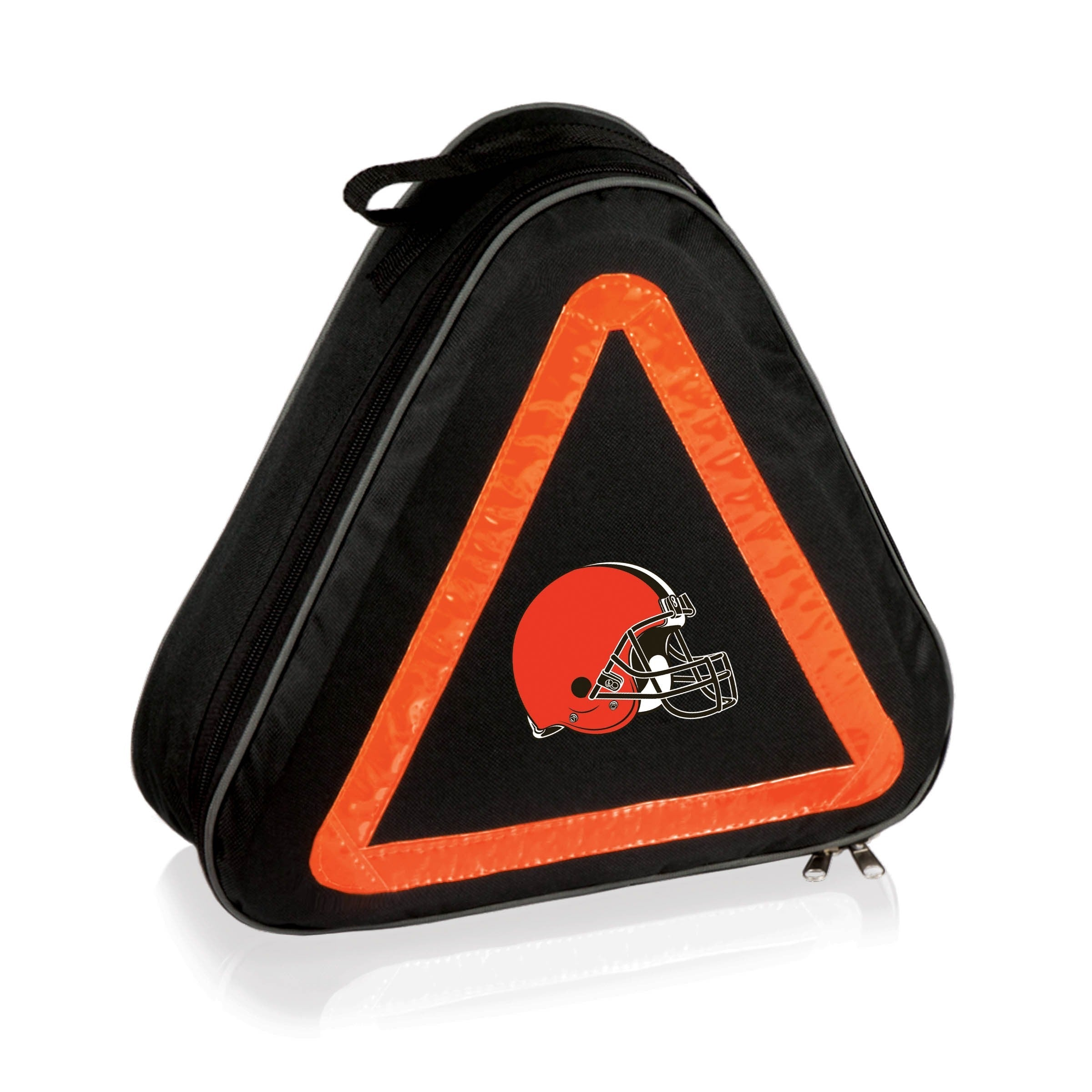 Picnic Time Cleveland Browns Roadside Emergency Kit - Diamond Home USA
