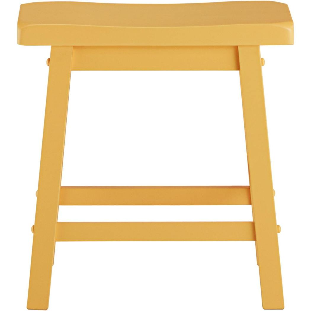 Saddle Stool Set Made Wood These Pair Stylish Wood Step Stools Set Are Retro Vintage Wooden Stepping Stools Are