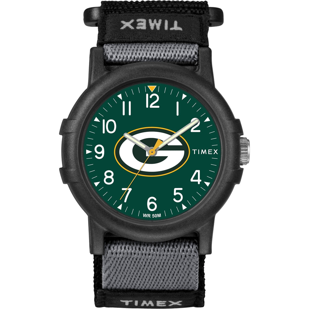 Tribute Collection Green Bay Packers Recruite Youth Watch - Diamond Home USA