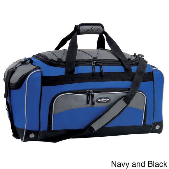 Softsided Sport Duffle Bag Pattern Polyester