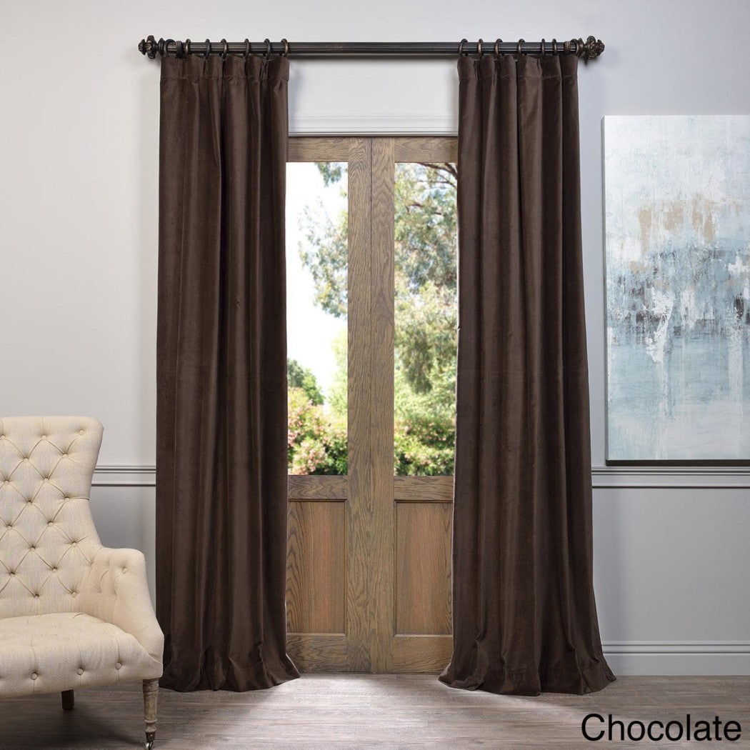Girls Vintage Curtain Single Panel Allover Pattern Window Drapes Kids Themed Energy Efficient Thermal Rod Pocket Playful