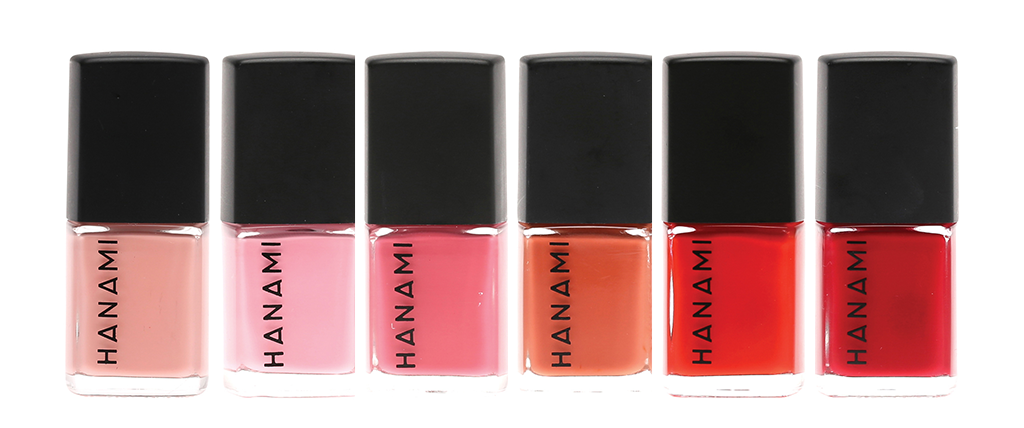 What is all the hype about 7 Free Nail Polish?