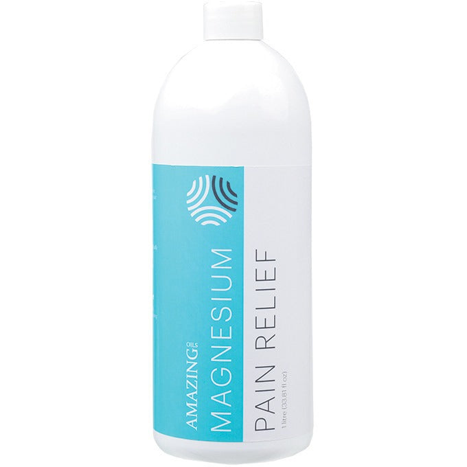 Amazing Oils Magnesium Oil 1000ml - Essentially Health Online Vegan Health Store