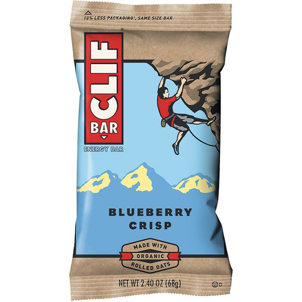 Clif Bar Blueberry Crisp 68g - Essentially Health Online Vegan Health Store Afterpay