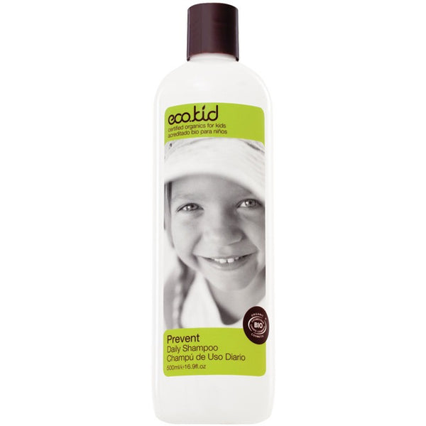 Eco Kid Shampoo Prevent Daily 500ml - Essentially Health Online Vegan Health Store
