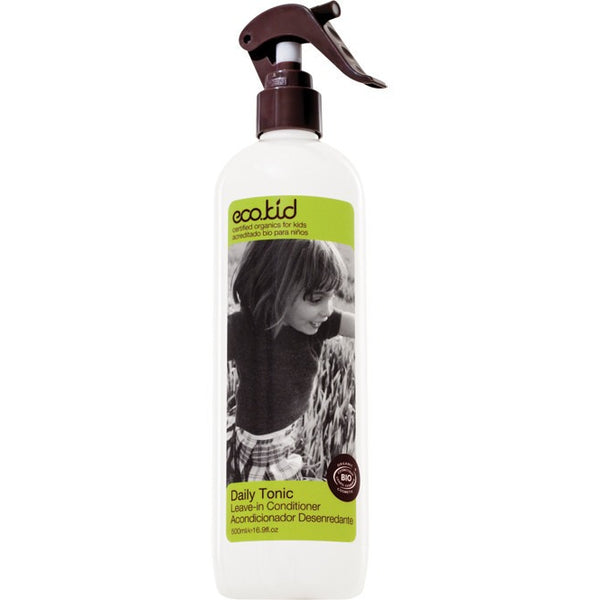 Eco Kid Daily Tonic Daily Leave-in Conditioner 500ml - Essentially Health Online Vegan Health Store