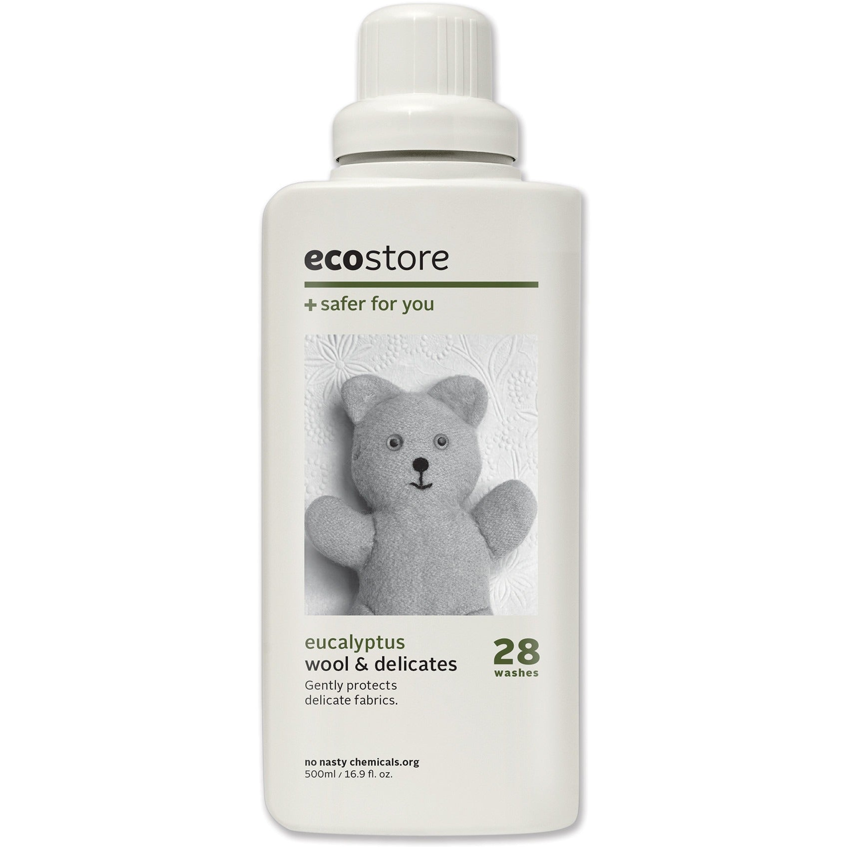 Ecostore Delicates Wash Eucalyptus 500ml - Essentially Health Online Vegan Health Store Afterpay