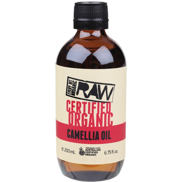 Every Bit Organic Raw Camellia Oil  200ml - Essentially Health Online Vegan Health Store Afterpay