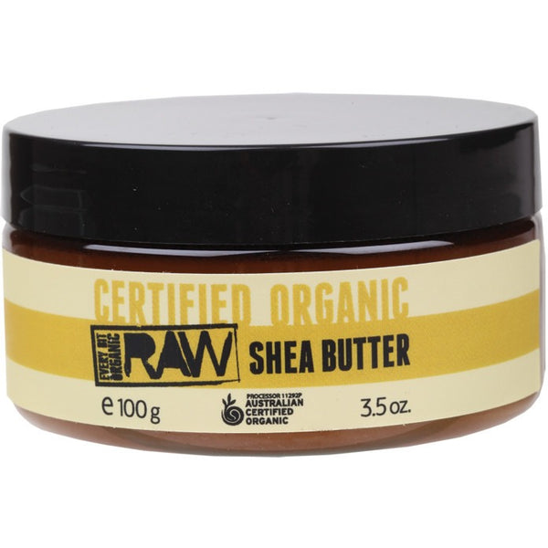 Every Bit Organic Raw Shea Butter 100g - Essentially Health Online Vegan Health Store Afterpay