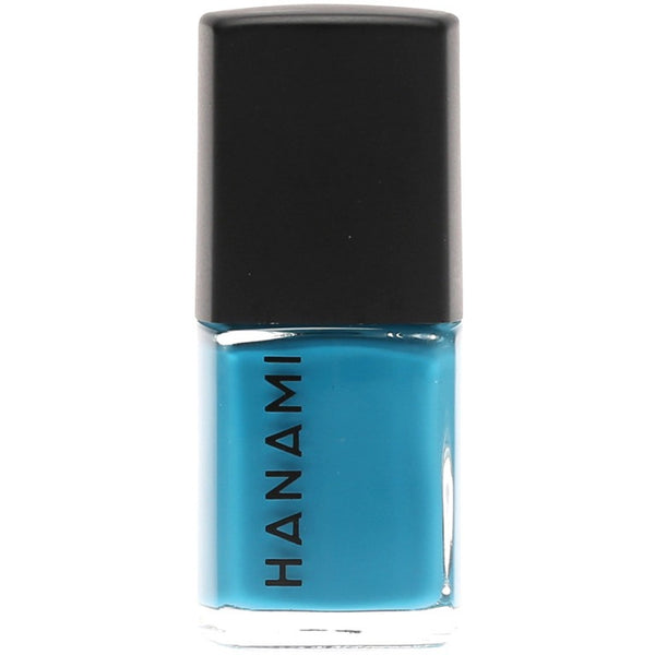 Hanami Nail Polish Night Swimming - 7 Free - 15ml - Essentially Health Online