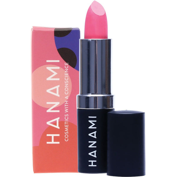 Hanami Vegan Lipstick - Rules of Attraction 4.5g - Essentially Health Online Vegan Health Store Afterpay