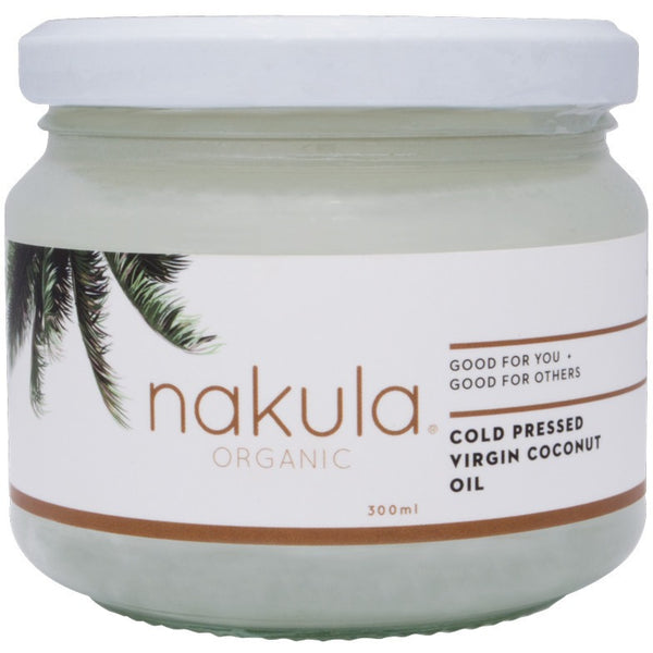 Nakula Virgin Coconut Oil  300ml - Essentially Health Online Vegan Health Store