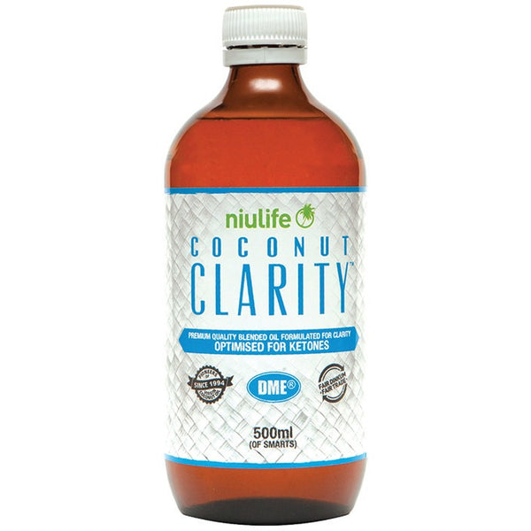 Niulife Coconut Clarity  500ml - Essentially Health Online Vegan Health Store