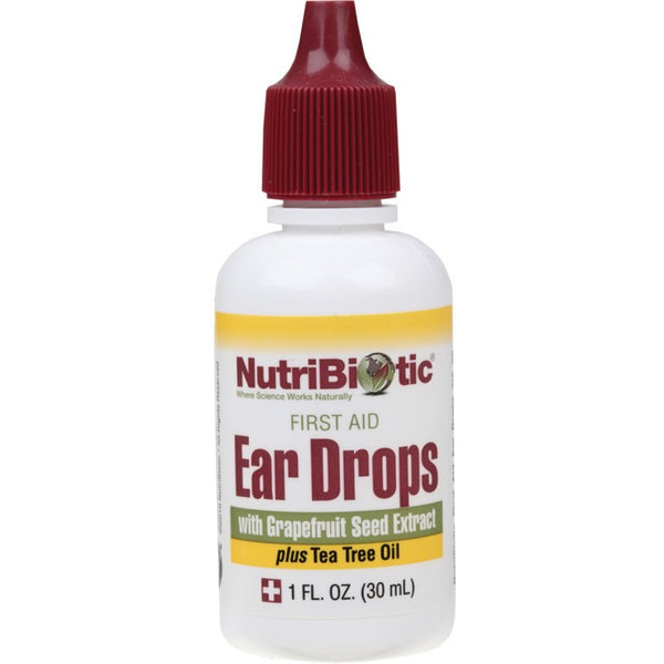 Nutribiotic Ear Drops 30ml - Essentially Health Online Vegan Health Store Afterpay