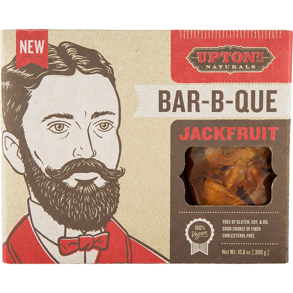 Upton's Naturals Jackfruit Bar-B-Que 300g - Essentially Health Online Vegan Health Store