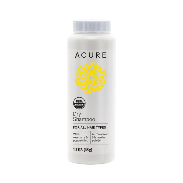 Acure All Hair Types Dry Shampoo 48g - Essentially Health Online Vegan Health Store Afterpay
