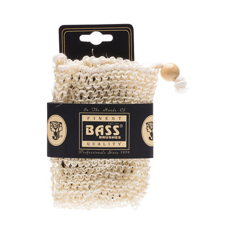 Bass Brushes Soap Holder Pouch with Drawstring